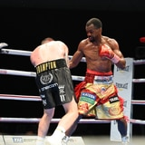 Jamel Herring retira del boxeo a Carl Frampton