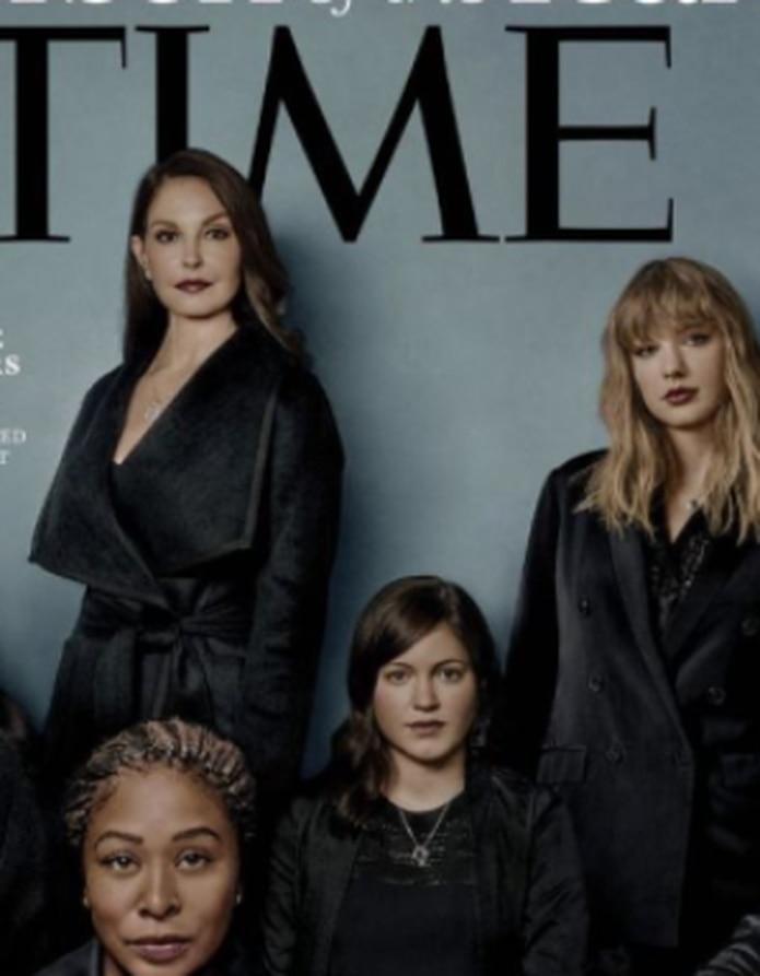 La portada de la Persona del Año de Time. (Twitter)
