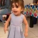 """Chayanne se derrite con niña que baila """"Salomé"""""""