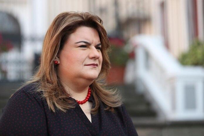 Resident Commissioner Jenniffer González.