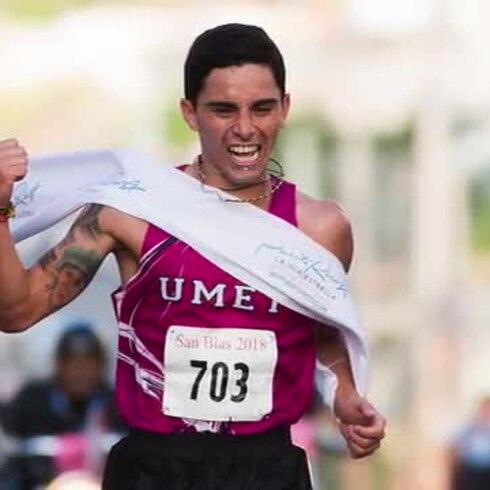 Fuerte el San Blas para los ganadores Diego Moreno y Beverly Ramos