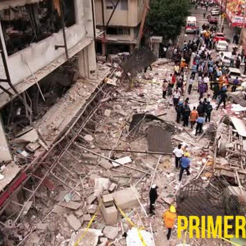 A 20 años de la explosión de Humberto Vidal