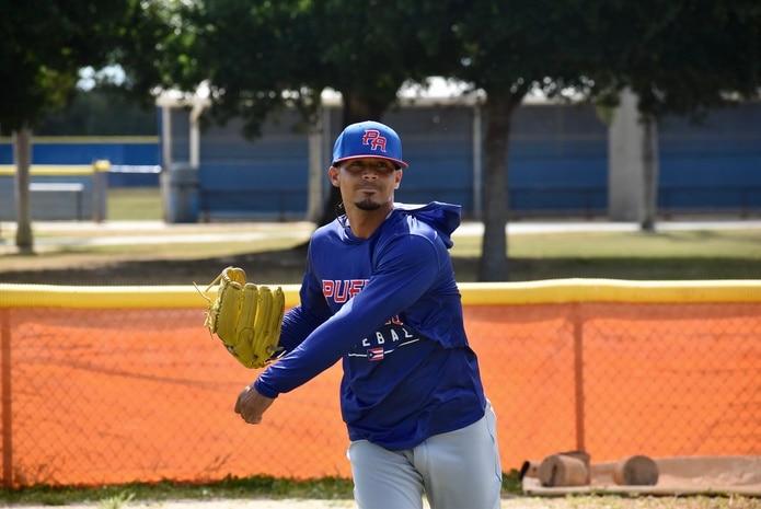 Luis Leroy Cruz será la carta de triunfo de Puerto Rico el lunes ante República Dominicana en la jornada inaugural del Torneo Preolímpico.