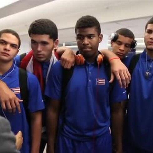 Llega a la Isla la selección de baloncesto Sub-17