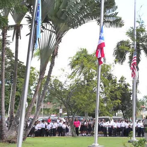 De luto la American Military Academy