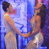 Aquí la conmovedora coronación de Michelle Colón en Miss Universe Puerto Rico