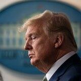 Donald Trump informa sobre el avance del coronavirus en Estados Unidos