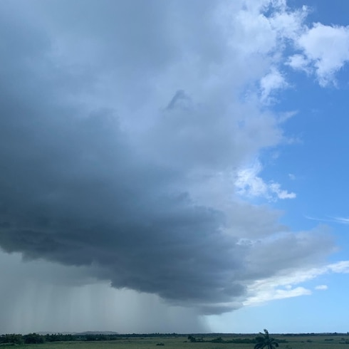 La hora del tiempo: aunque hay humedad en el ambiente, las lluvias estarán limitadas