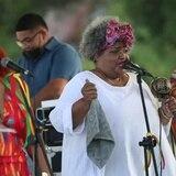 Cantaoras se reunen en Loiza para celebrar la bomba puertorriqueña
