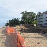 DRNA no paralizará la construcción de piscina en Rincón pese al anidaje de tortugas