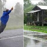 Así se vio la furia de Ida en Louisiana y New Orleans
