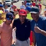 Miguel Cotto y Tito Trinidad ayudan a los afectados por los sismos en la zona sur
