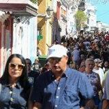 Cerrado el tránsito hacia el Viejo San Juan