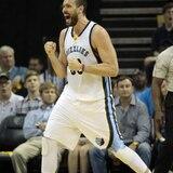 Memphis le repite la dosis a los Warriors