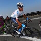 Abner González con un buen arranque en la Vuelta de la Comunidad Valenciana