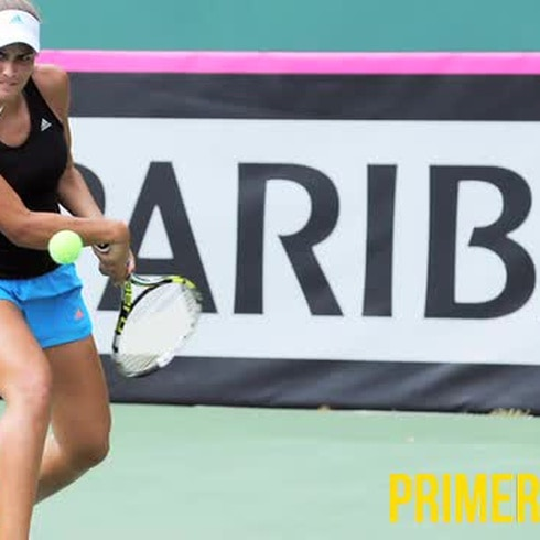 Mónica Puig está emocionada por jugar en la Isla