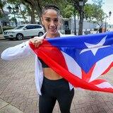 Amanda Serrano trabaja para ocupar el trono como la mejor boxeadora libra por libra