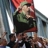Hermano de Fidel recuerda lo inquieto que era
