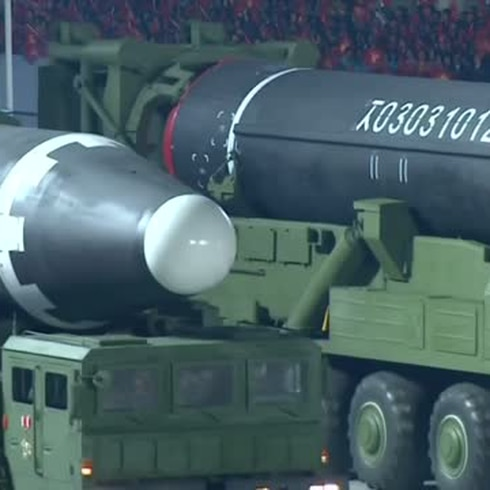 ¿Corea del Norte con un nuevo misil?