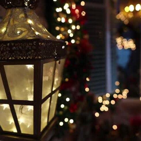 Mágica casa de Navidad en Caguas