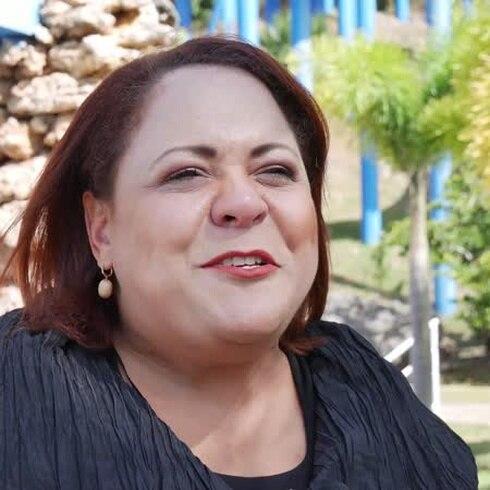 Alcaldesa de Aguadilla habla de renovación de Las Cascadas