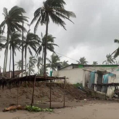"""Describe el azote del huracán Grace en México: """"Tenía mucho miedo"""""""