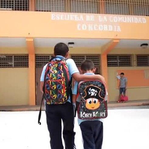 Seguridad en escuela de Mayagüez