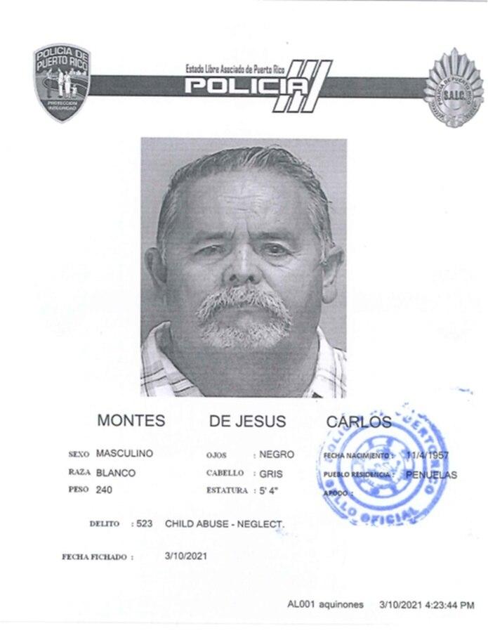 Carlos Montes De Jesús