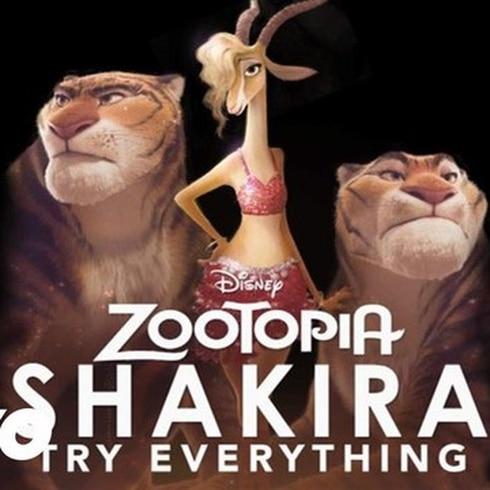 Shakira lanza nuevo sencillo