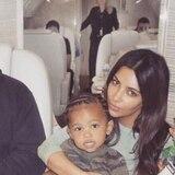 Kim Kardashian y Kanye West esperan su cuarto bebé