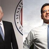 Pedro Pierluisi le da salsa a Thomas Rivera Schatz en sondeos de medios de comunicación