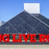 Salón de la Fama del Rock & Roll tiene nuevo letrero