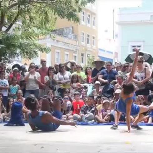 Espectacular el Circo Fest en el Viejo San Juan