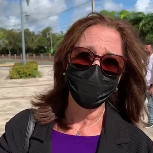 Madre de Arellys Mercado reacciona al caso de Jensen sobre falsificación de licencia