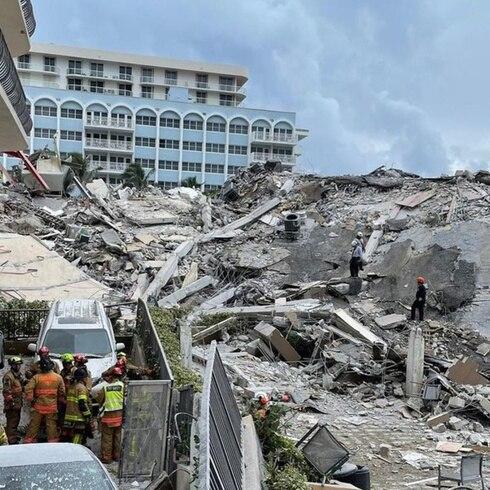 Nino Correa exhorta a Puerto Rico a no alarmarse tras caída de edificio en Miami