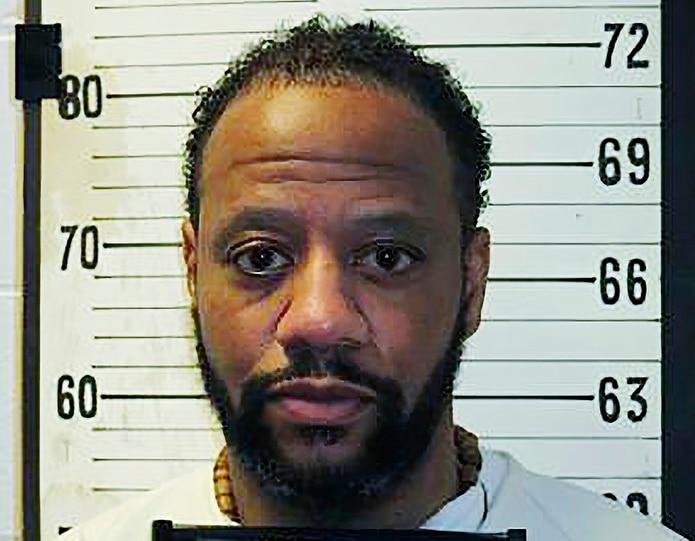 Pervis Payne, acusado de matar a cuchilladas en 1987 a Charisse Christopher y su hija de dos años, Lacie Jo.