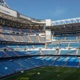 Pandemia afecta trabajos de renovación a estadios del Barsa y el Real Madrid