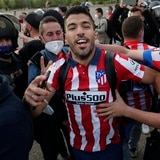 El Atlético de Madrid ya aseguró su undécimo título de La Liga