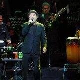 Cesar Sainz explica el abrupto fin del concierto de Rubén Blades