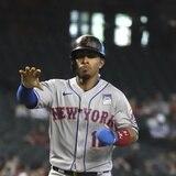 Francisco Lindor pega tres hits en el triunfo de los Mets en Arizona