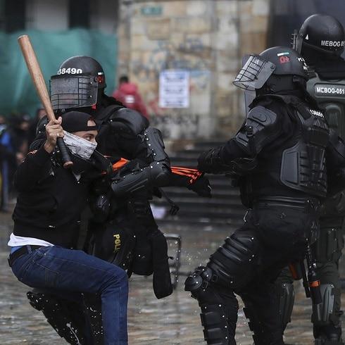 Aumenta la presión contra Iván Duque en Colombia