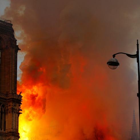 Lo que debes saber tras un año del fuego en Notre Dame