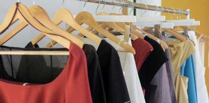 Está comprobado que solo se usa el 20% y 30% de la ropa que se tiene. (Archivo)