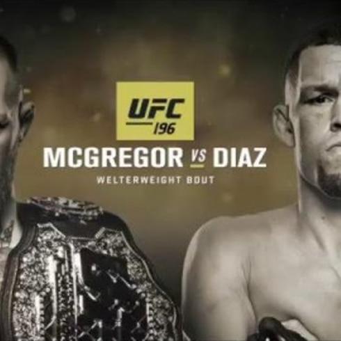 Conor McGregor hará historia esta noche en la UFC