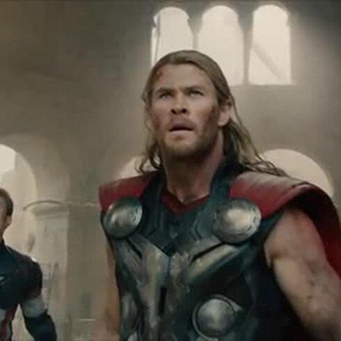 Avengers: Age of Ultron - Tráiler