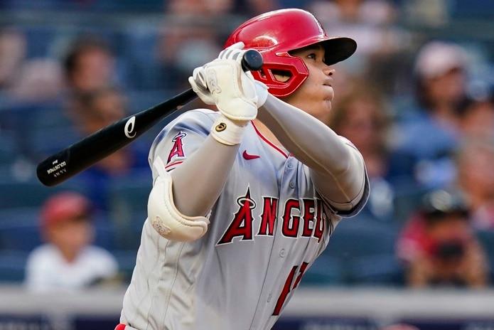 Shohei Ohtani es el primer jugador en casi 100 años en ser seleccionado al Juego de Estrellas como lanzador y bateador.