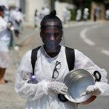 Brasil registra nuevo récord diario de muertes