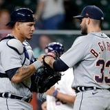 Los Tigers completan la barrida ante los alicaídos Astros