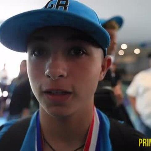 """""""Orgullosos de representar a Puerto Rico y a Guayama"""""""