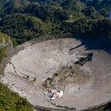 Recogen firmas para que Casa Blanca atienda la reconstrucción del radiotelescopio de Arecibo